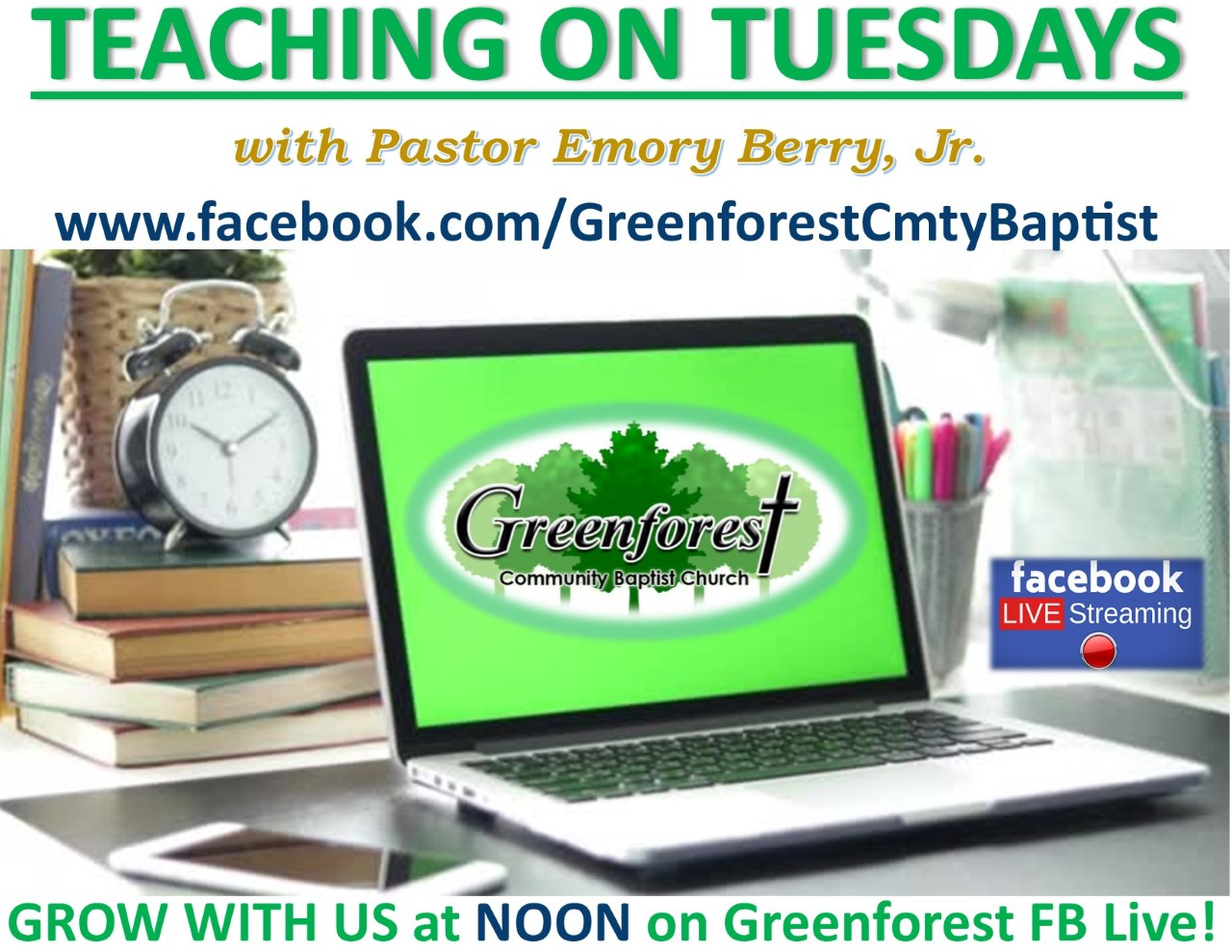Teaching On Tuesday   Graphic May 2020